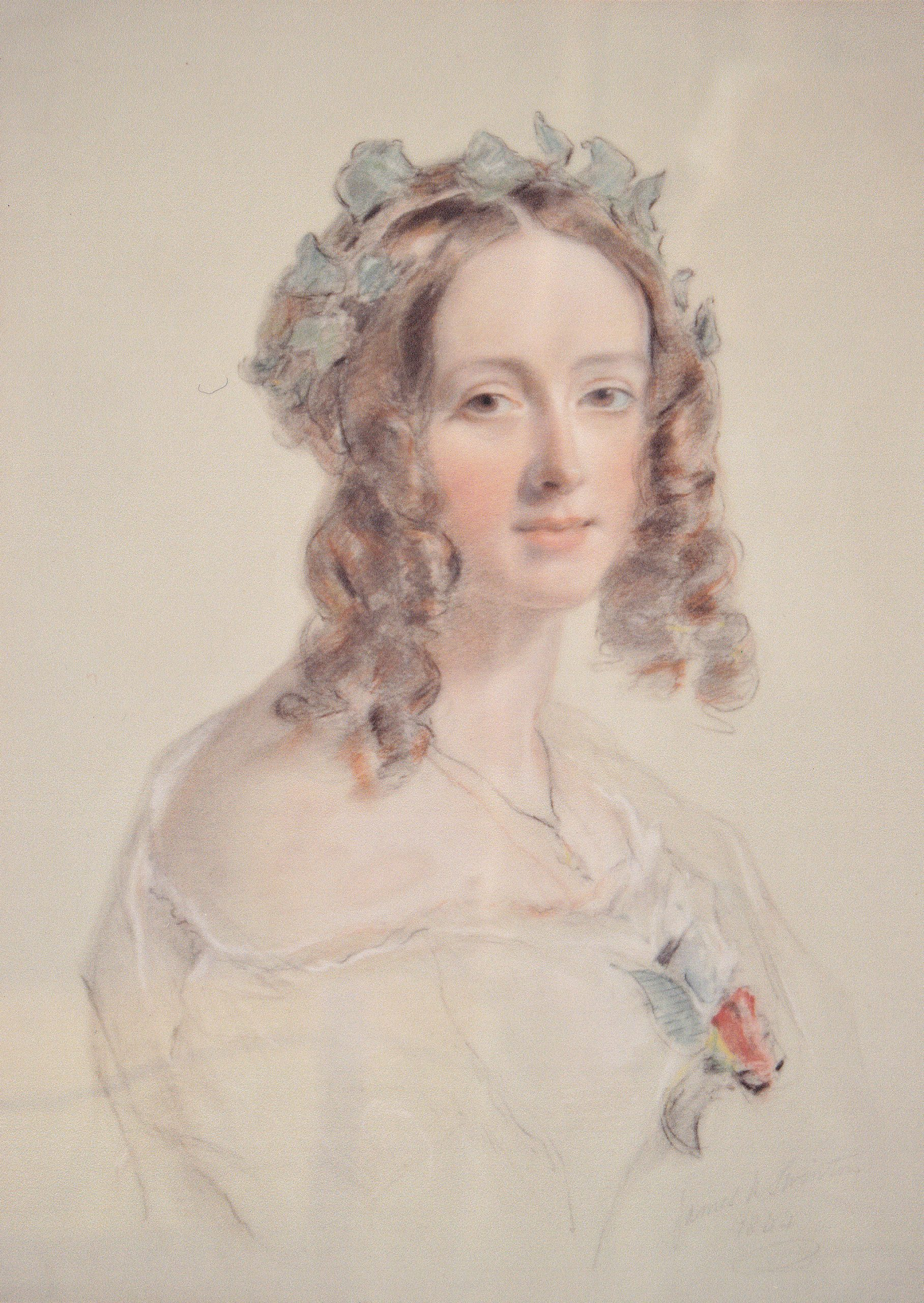 Lady Grisell Baillie, 1844