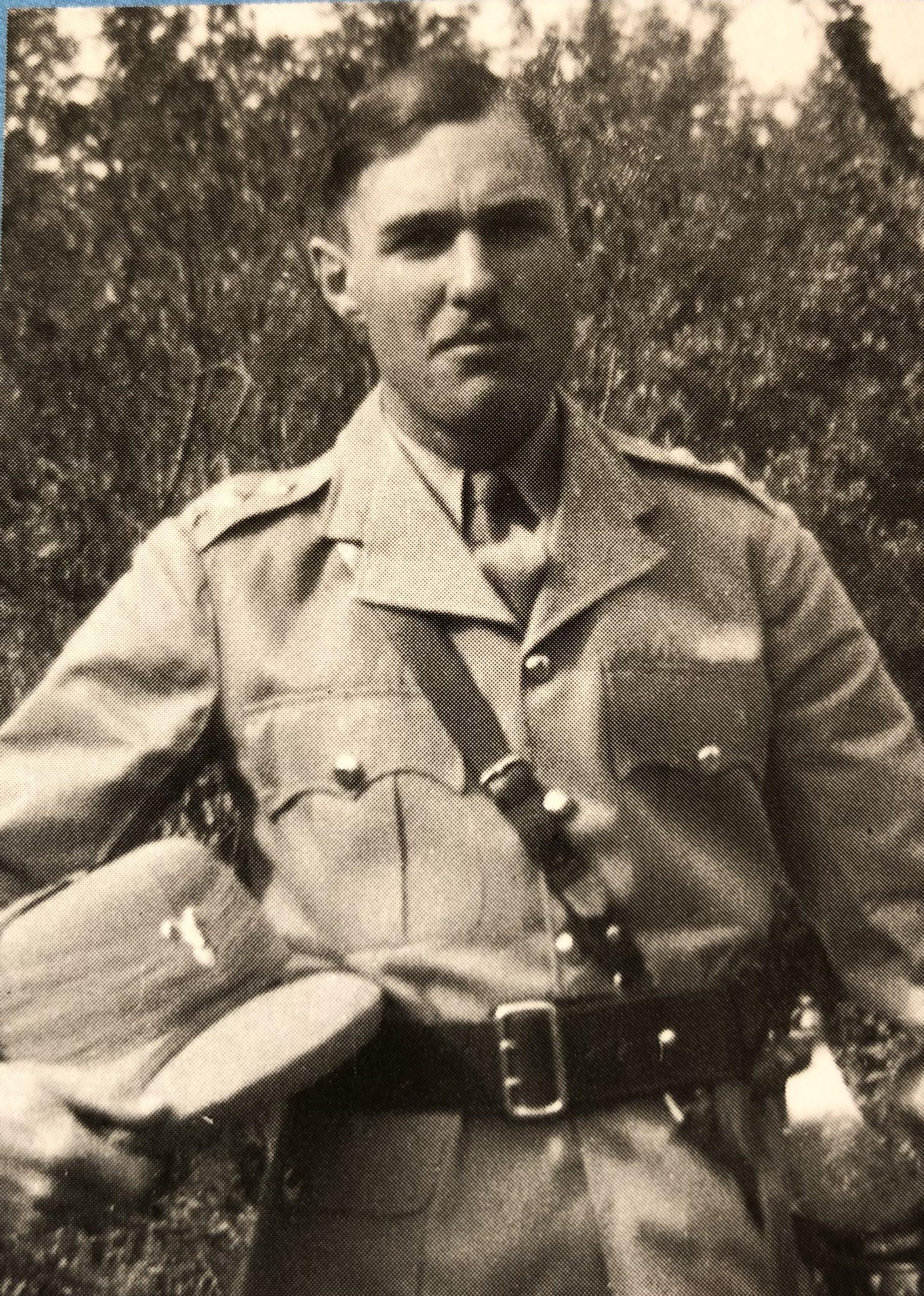 Major Brown