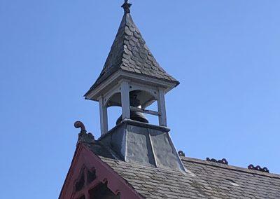 Hall belfry
